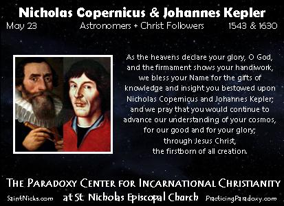 Illumination - Copernicus and Keppler