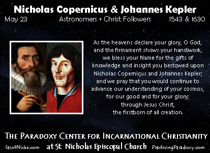 copernicus and kepler