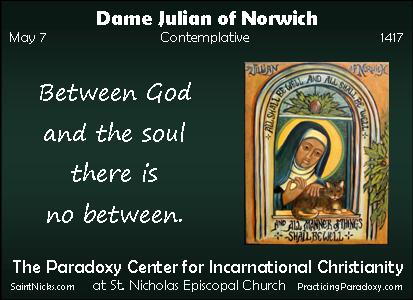 Illumination - Julian of Norwich