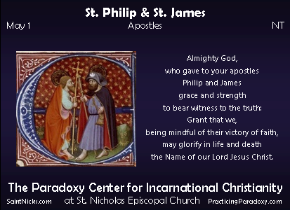 Illumination - St. Philip & St. James