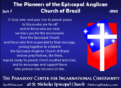Illumination - Founders of the Anglican Episcopal Church of Brazil