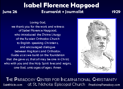 Illumination - Isabel Florence Hapgood