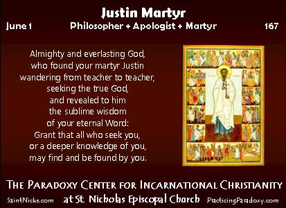 Illumination - Justin Martyr