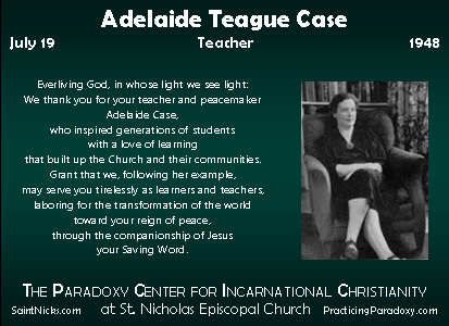 Illumination - Adelaide Teague Case