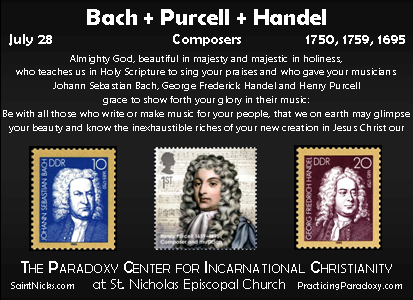 Illumination - Bach Purcell Handel