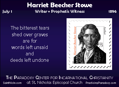 Illumination - Harriet Beecher Stowe