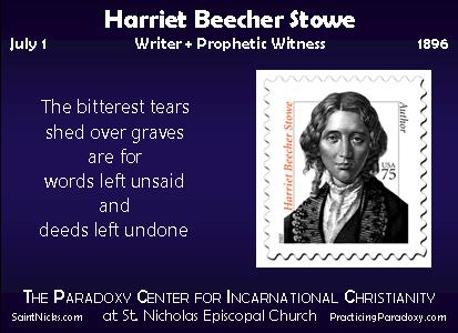 Illumination - Harriet Beecher Stowe
