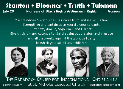 Illumination - Stanton Bloomer Truth Tubman