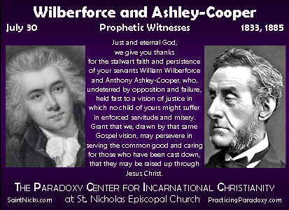 Illumination - Wilberforce and Ashley-Cooper