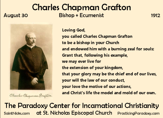 Aug 30 - Charles Grafton