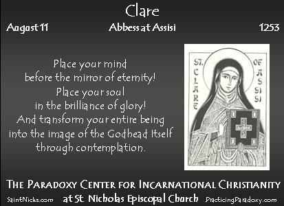 Aug 11 - Clare