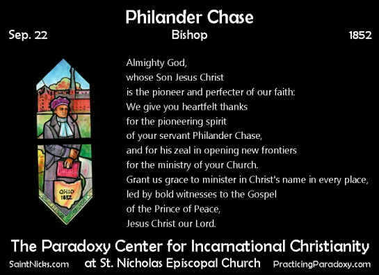 Illumination - Philander Chase