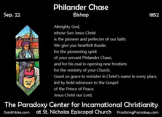 Illumination - Philander Chase
