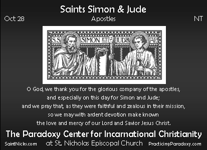 Oct 28 - Simon & Jude
