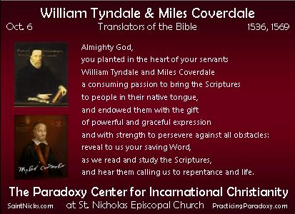 Illumination - Tyndale Coverdale