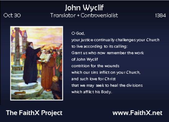 john-wyclif