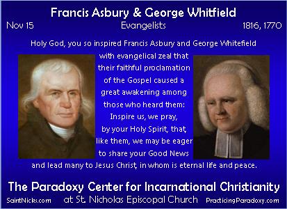 Nov 15 - Asbury & Whitfield
