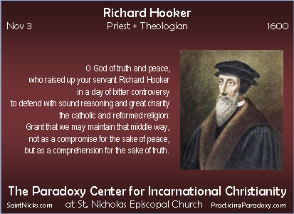 Illumination - Richard Hooker