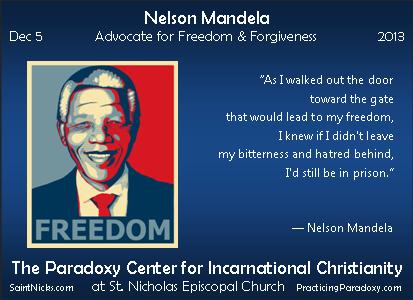Dec 5 - Nelson Mandela
