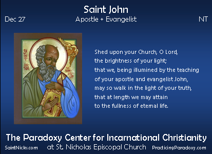 Dec 27 - Saint John