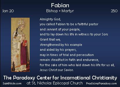 Jan 20 - Fabian