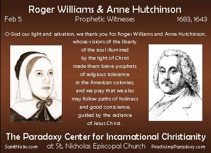 Feb 5 - Williams & Hutchinson