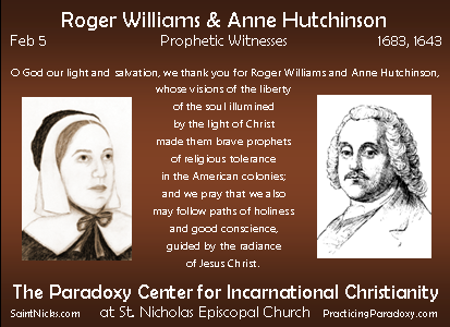 Feb 5 - Williams & Hutchinson