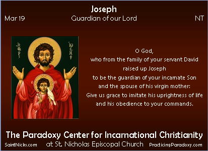Mar 19 - Joseph