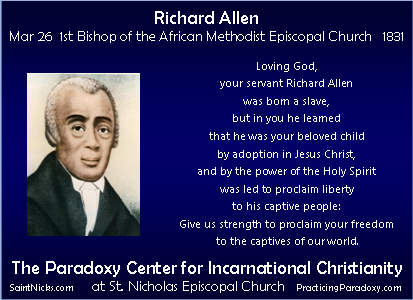 Mar 26 - Richard Allen