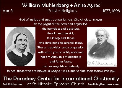 Apr 8 - Muhlenberg & Ayres