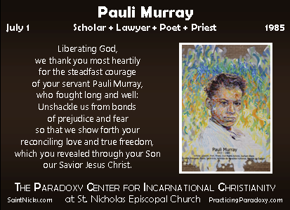 Illumination - Pauli Murray
