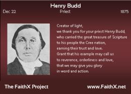 Dec 22 – HenryBudd